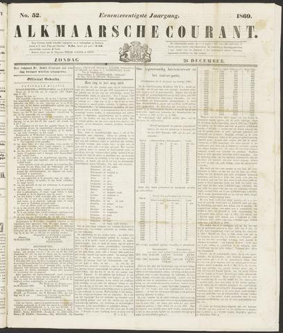 Alkmaarsche Courant 1869-12-26