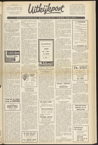 Uitkijkpost : nieuwsblad voor Heiloo e.o. 1964-05-28