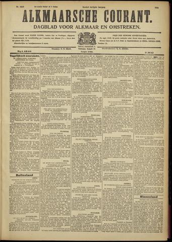 Alkmaarsche Courant 1928-07-09