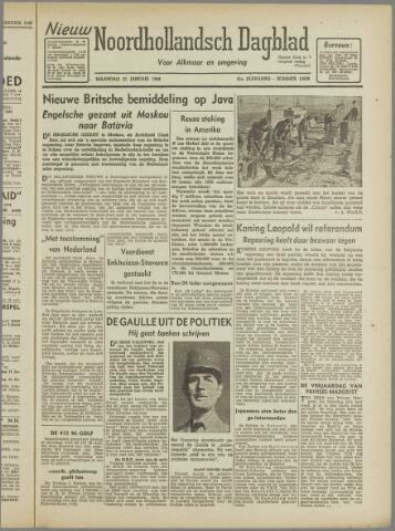 Nieuw Noordhollandsch Dagblad : voor Alkmaar en omgeving 1946-01-21
