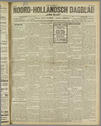 Ons Blad : katholiek nieuwsblad voor N-H 1922-02-10
