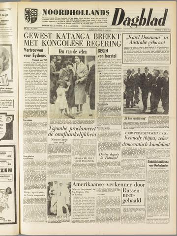 Noordhollands Dagblad : dagblad voor Alkmaar en omgeving 1960-07-12