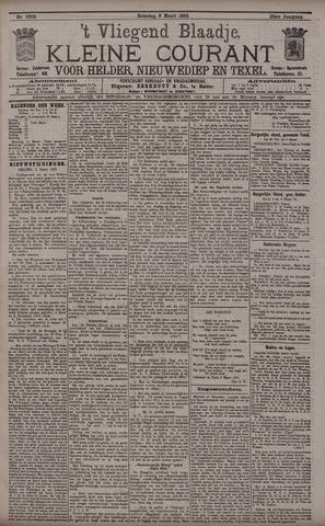 Vliegend blaadje : nieuws- en advertentiebode voor Den Helder 1895-03-09