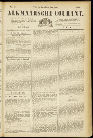 Alkmaarsche Courant 1882-06-04