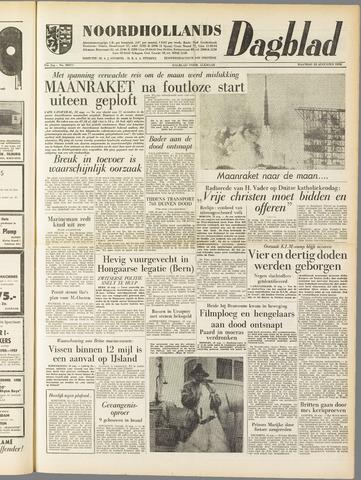 Noordhollands Dagblad : dagblad voor Alkmaar en omgeving 1958-08-18