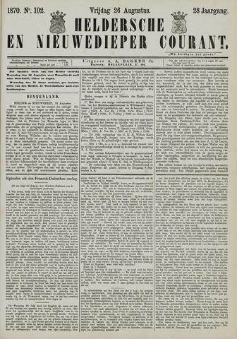 Heldersche en Nieuwedieper Courant 1870-08-26