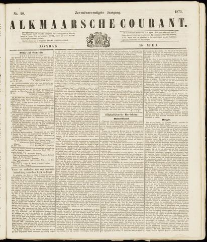Alkmaarsche Courant 1875-05-16