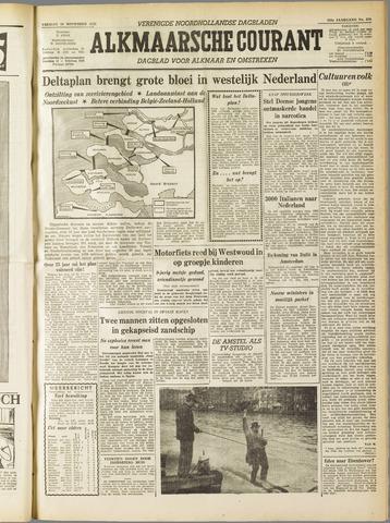 Alkmaarsche Courant 1955-11-18