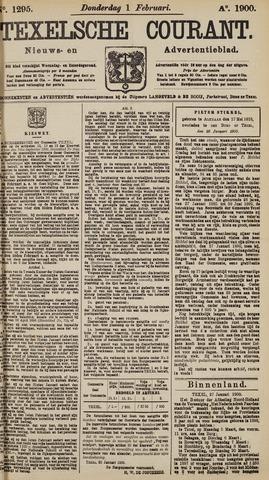 Texelsche Courant 1900-02-01