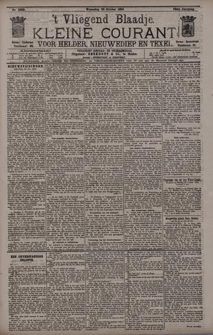 Vliegend blaadje : nieuws- en advertentiebode voor Den Helder 1895-10-30