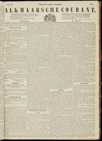 Alkmaarsche Courant 1877-05-27