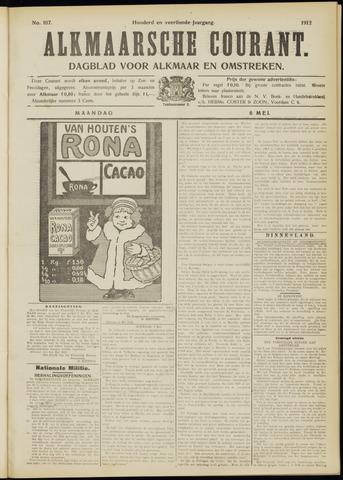 Alkmaarsche Courant 1912-05-06