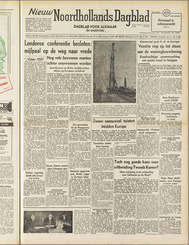 Nieuw Noordhollandsch Dagblad : voor Alkmaar en omgeving 1952-02-20