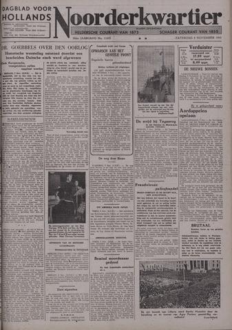 Dagblad voor Hollands Noorderkwartier 1941-11-08