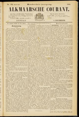 Alkmaarsche Courant 1898-12-04