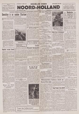 Dagblad Noord-Holland, Schager editie 1943-02-18