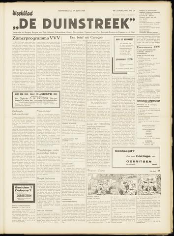 De Duinstreek 1965-06-17