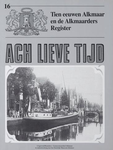 Ach Lieve Tijd Alkmaar 1988-12-01