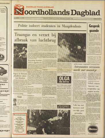 Noordhollands Dagblad : dagblad voor Alkmaar en omgeving 1969-05-20