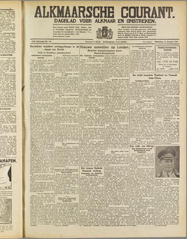 Alkmaarsche Courant 1941-01-13