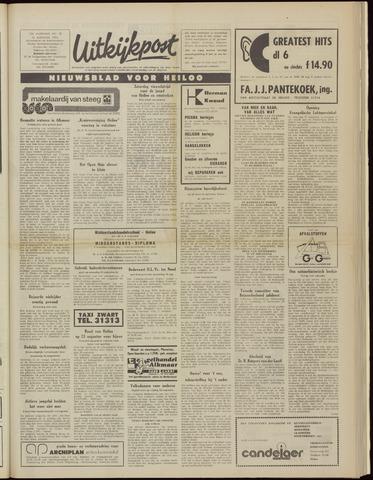 Uitkijkpost : nieuwsblad voor Heiloo e.o. 1974-08-14