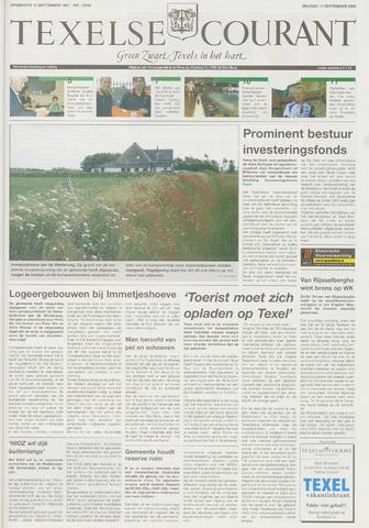 Texelsche Courant 2009-09-11