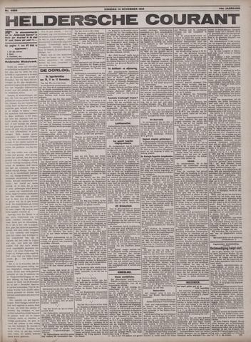Heldersche Courant 1916-11-14