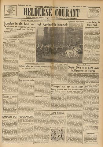 Heldersche Courant 1950-11-23