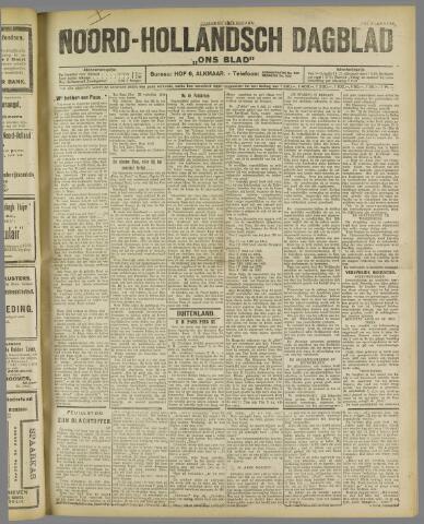 Ons Blad : katholiek nieuwsblad voor N-H 1922-02-07