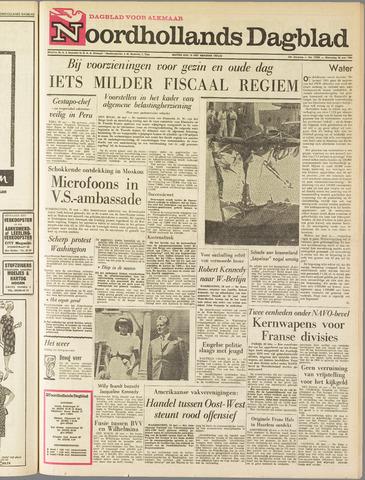 Noordhollands Dagblad : dagblad voor Alkmaar en omgeving 1964-05-20