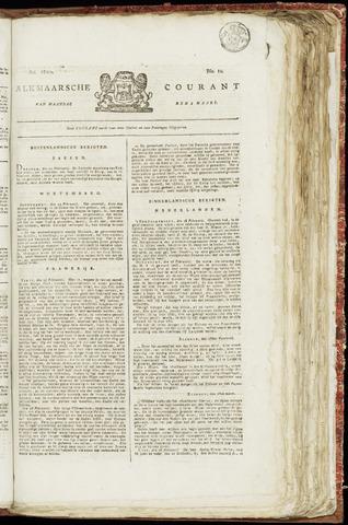 Alkmaarsche Courant 1820-03-06