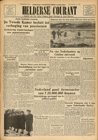 Heldersche Courant 1954-03-05