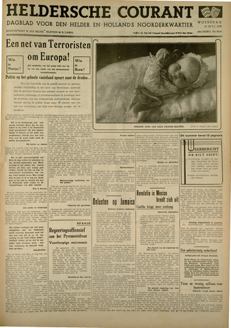 Heldersche Courant 1938-05-25