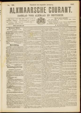 Alkmaarsche Courant 1907-08-05