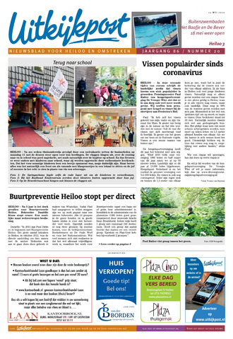 Uitkijkpost : nieuwsblad voor Heiloo e.o. 2020-05-13