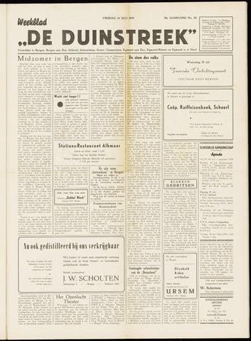 De Duinstreek 1959-07-24