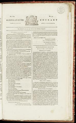 Alkmaarsche Courant 1822-09-02