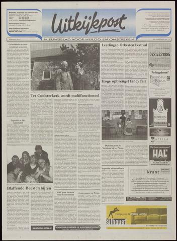 Uitkijkpost : nieuwsblad voor Heiloo e.o. 2001-03-28