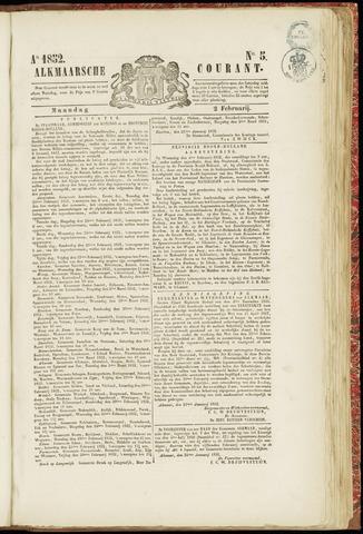Alkmaarsche Courant 1852-02-02