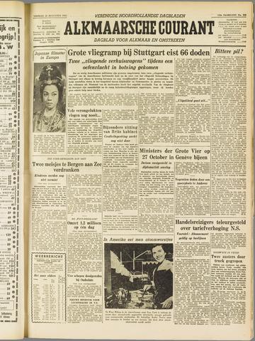 Alkmaarsche Courant 1955-08-12