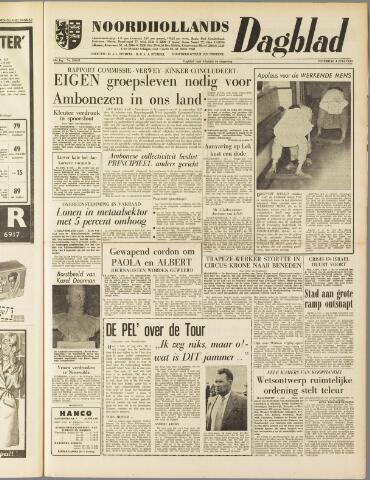 Noordhollands Dagblad : dagblad voor Alkmaar en omgeving 1959-07-04