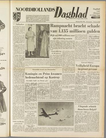 Noordhollands Dagblad : dagblad voor Alkmaar en omgeving 1953-05-19