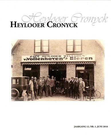 Heylooer Cronyck 2018-06-01