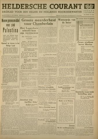 Heldersche Courant 1938-10-07