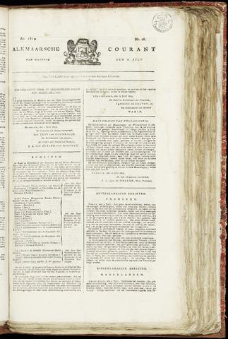 Alkmaarsche Courant 1819-07-12