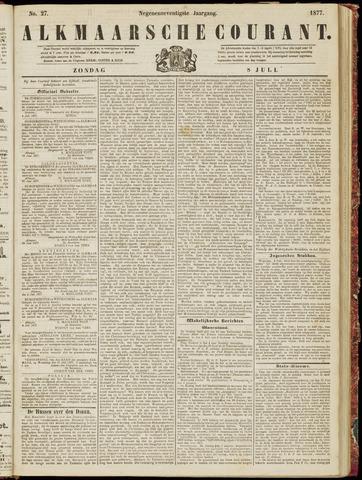 Alkmaarsche Courant 1877-07-08