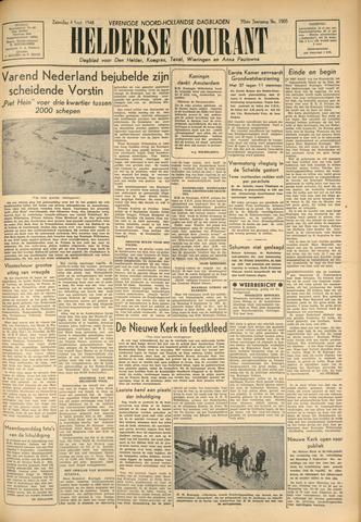 Heldersche Courant 1948-09-04