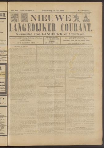 Nieuwe Langedijker Courant 1922-07-13