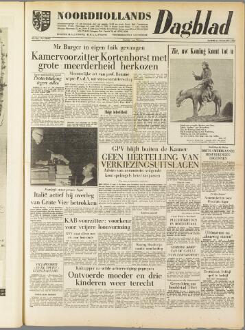 Noordhollands Dagblad : dagblad voor Alkmaar en omgeving 1959-03-21