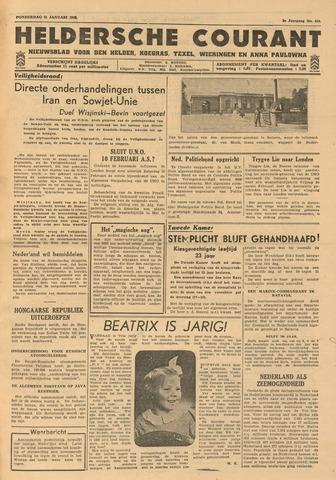 Heldersche Courant 1946-01-31